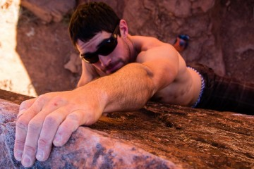 Bouldering (Foto: Pierce Martin/Flickr)
