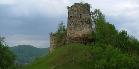 Cetatea Bologa, Apuseni (Foto: Wikimedia)