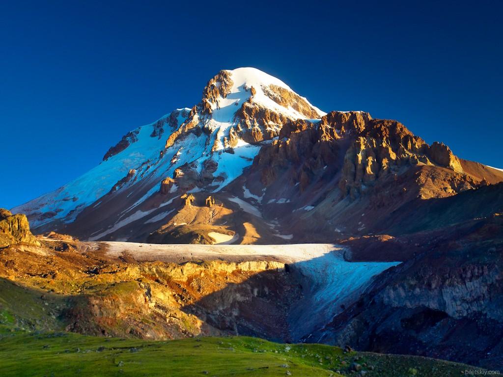 Kazbek (5.033 m), Georgia. Foto: biletskiy.com