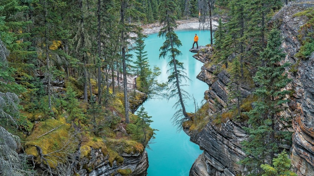 Imagine de ansamblu în Alberta. Foto: Chris Burkard