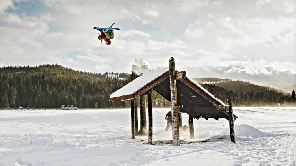 Captură de despărțire: Big Sky Montana. Foto: Niles Grey