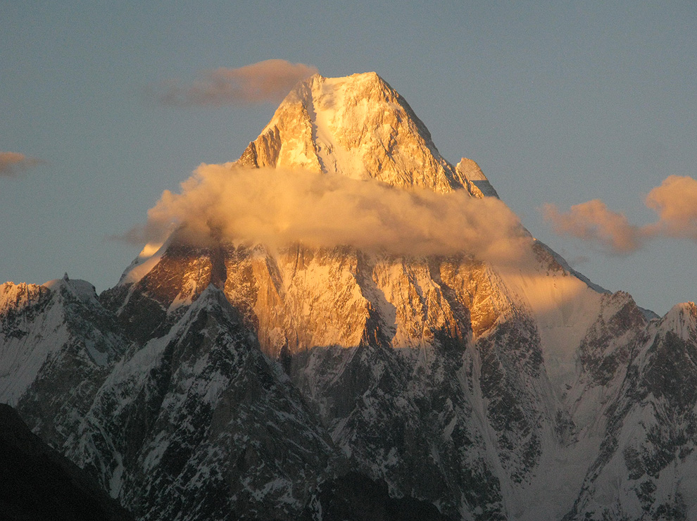 Gasherbrum IV (7.925 m), Pakistan. Foto: portalgorski.pl