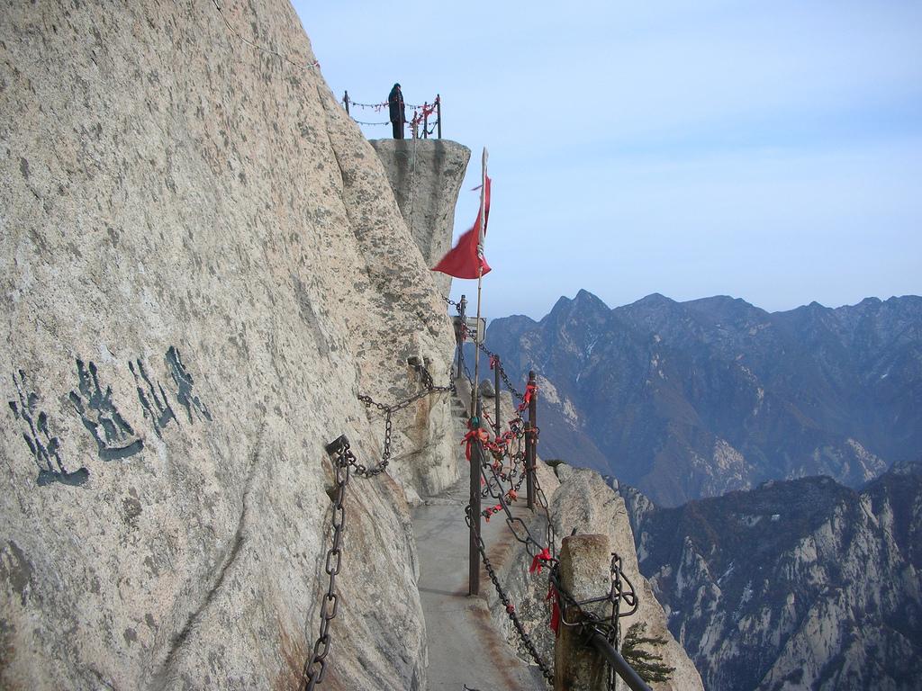 Foto: Mount Huashan/tak.wing/Flickr