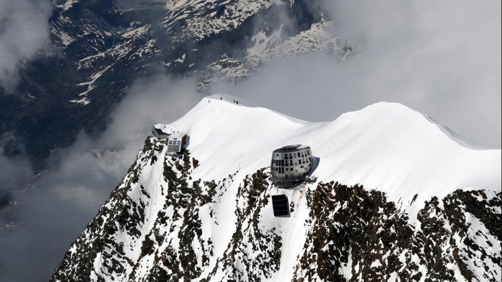 Foto: Refugiul du Goûter/weather.com