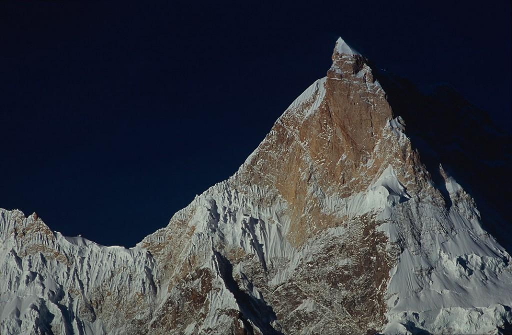 Masherbrum (7.821 m), Pakistan. Foto: razzetti.com