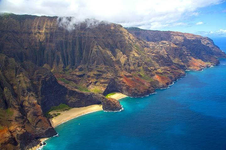 Mauna Loa (4.169 m), Hawaii. Foto: kauai.com