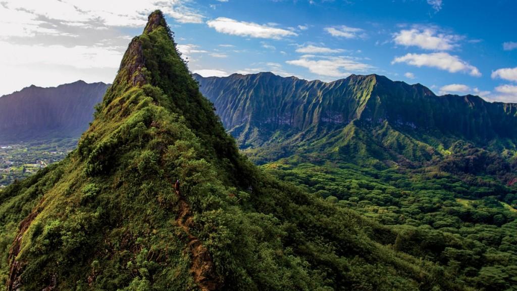 Light Peak, Hawaii. Foto: Ryan Moss