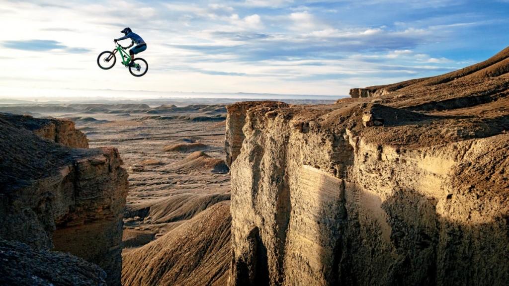 Săritura vieții, în Utah. Foto: Joey Schusler