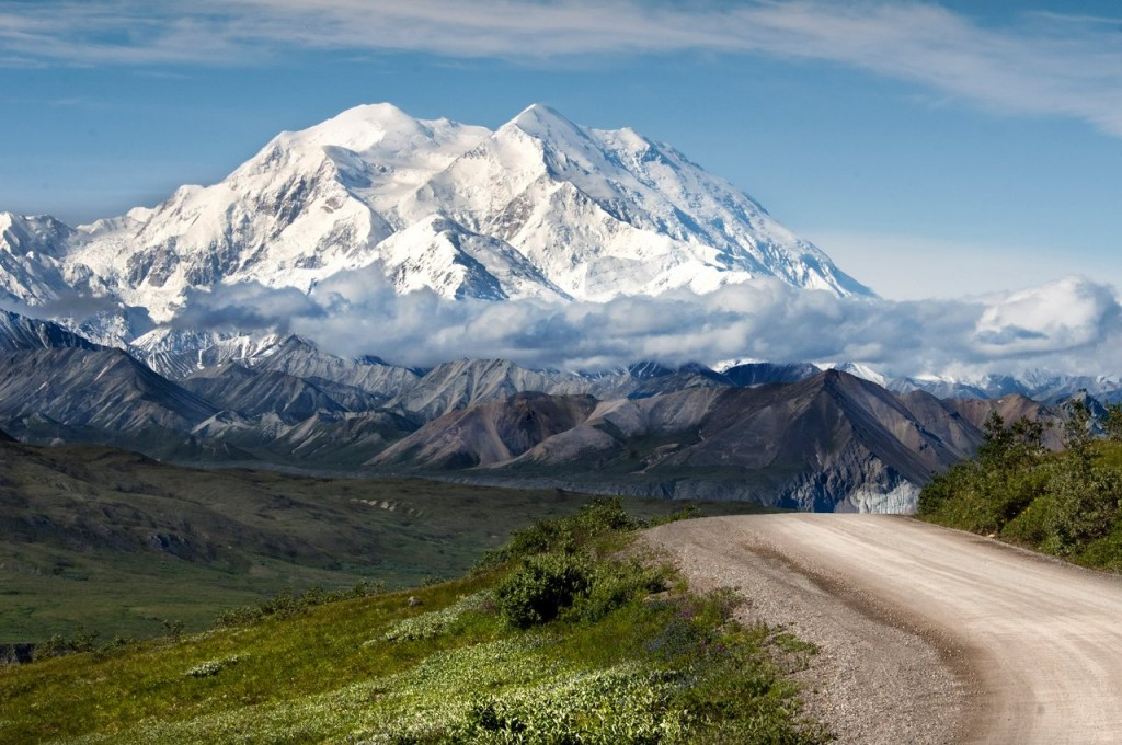 Denali (6.194 m), Alaska, SUA. Foto: National Park Service