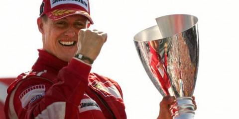 Michael Schumacher (Foto: Facebook)